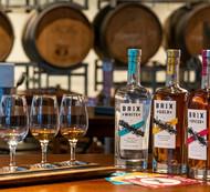 Rum Club Brisbane with BRIX