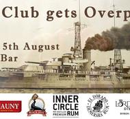 Rum Club Gets Overproof
