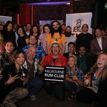 Relaunch Melbourne Rum Club