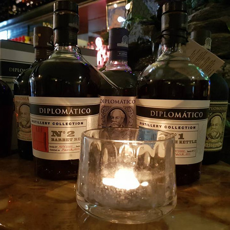 Diplomatico: Distillery Collection masterclass