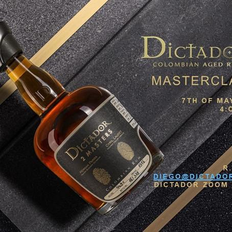 Dictador Rum Masterclass