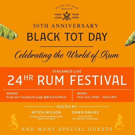Black Tot Day - 24hr Rum Festival