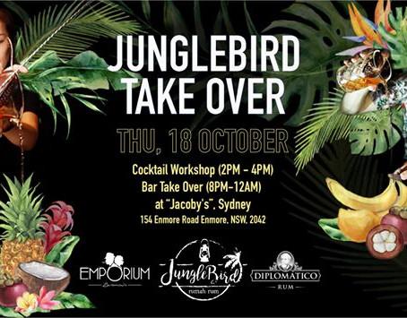 Junglebird X Jacoby's