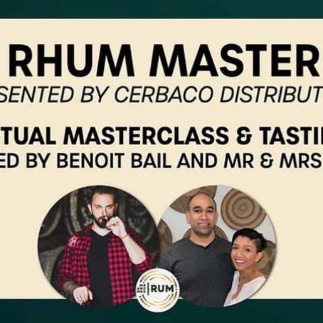 Mr & Mrs Rum Virtual Tasting