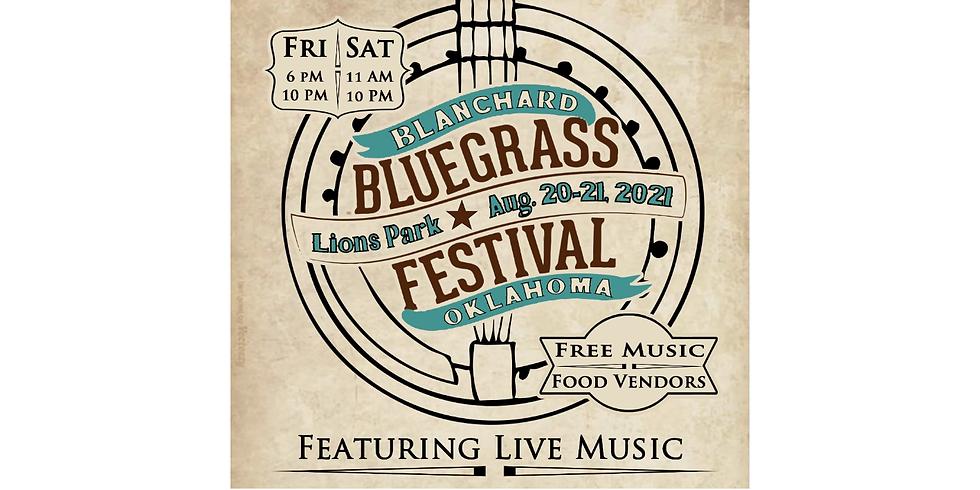 Blanchard Bluegrass Festival
