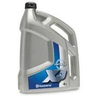 Husqvarna fully synthetic two stroke oil 4L