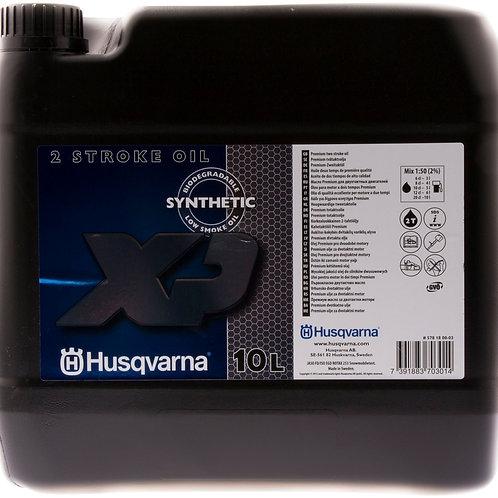 Husqvarna fully synthetic two stroke oil 10L