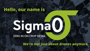 Agritech startup formerly known as droneSAR rebrands to Sigma0