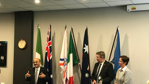 Assyrian Community Leaders Meeting with Ministers of NSW Government