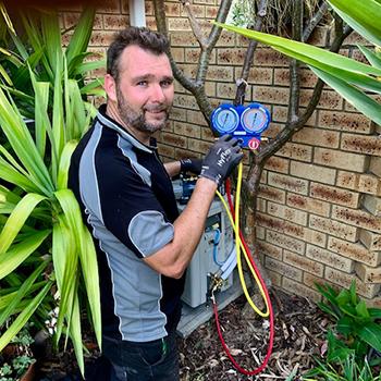 AC Installation Pressure Testing