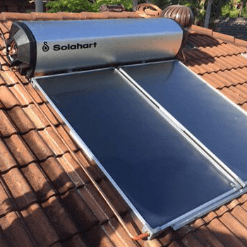 Solahart Solar Hot Water Repair