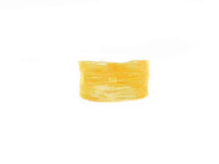 Pulseira Malha - Ouro Amarelo