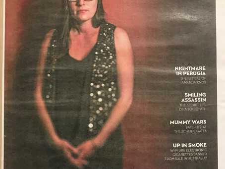 Interview in Sydney Morning Herald: The Miracle of Love