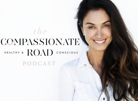 Interview with The Compassionate Road podcast