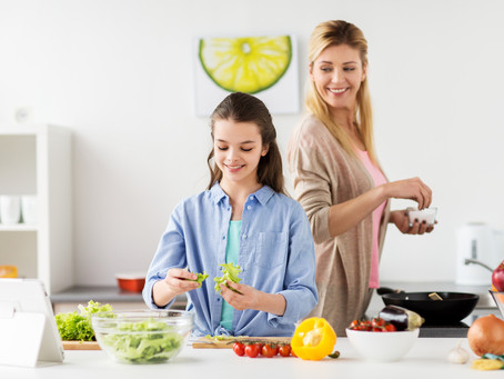 Blog: How do I support my newly vegan teen