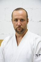 Инструктор айкидо Алексеев А. В.
