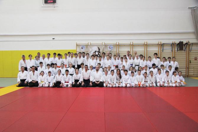 Клуб айкидо ДАЙВАДО на 5-ом межклубном семинаре айкидо Торюмонкай 2019