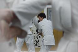 Тренировка айкидо