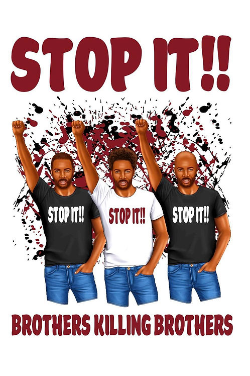 Brothers Stop Killing Each Other T-shirt