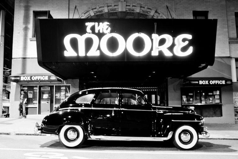 Gatsby Car, Seattle Classic Car Rental