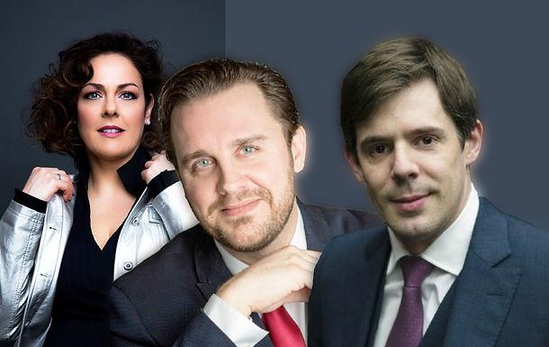 YOLANDA AUYANET, soprano MICHAEL SPYRES, baritenor MATHIEU PORDOY, piano