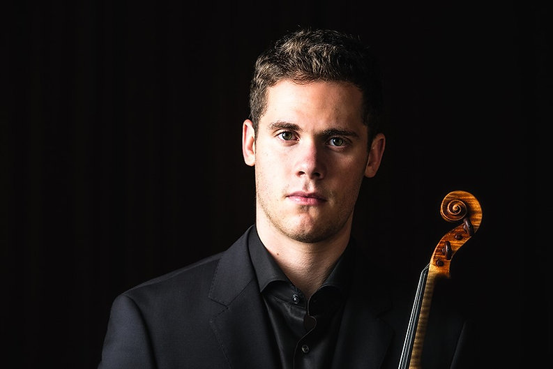 CALLUM SMART, violín RICHARD UTTLEY, piano