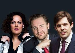 YOLANDA AUYANET, soprano, MICHAEL SPYRES, tenor y MATHIEU PORDOY, piano