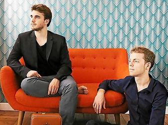 LOUIS RODDE, cello,  GWENDAL GIGUELAY, piano