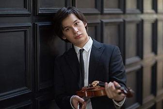 AYLEN PRITCHIN, violín LUKAS GENIUSAS, piano