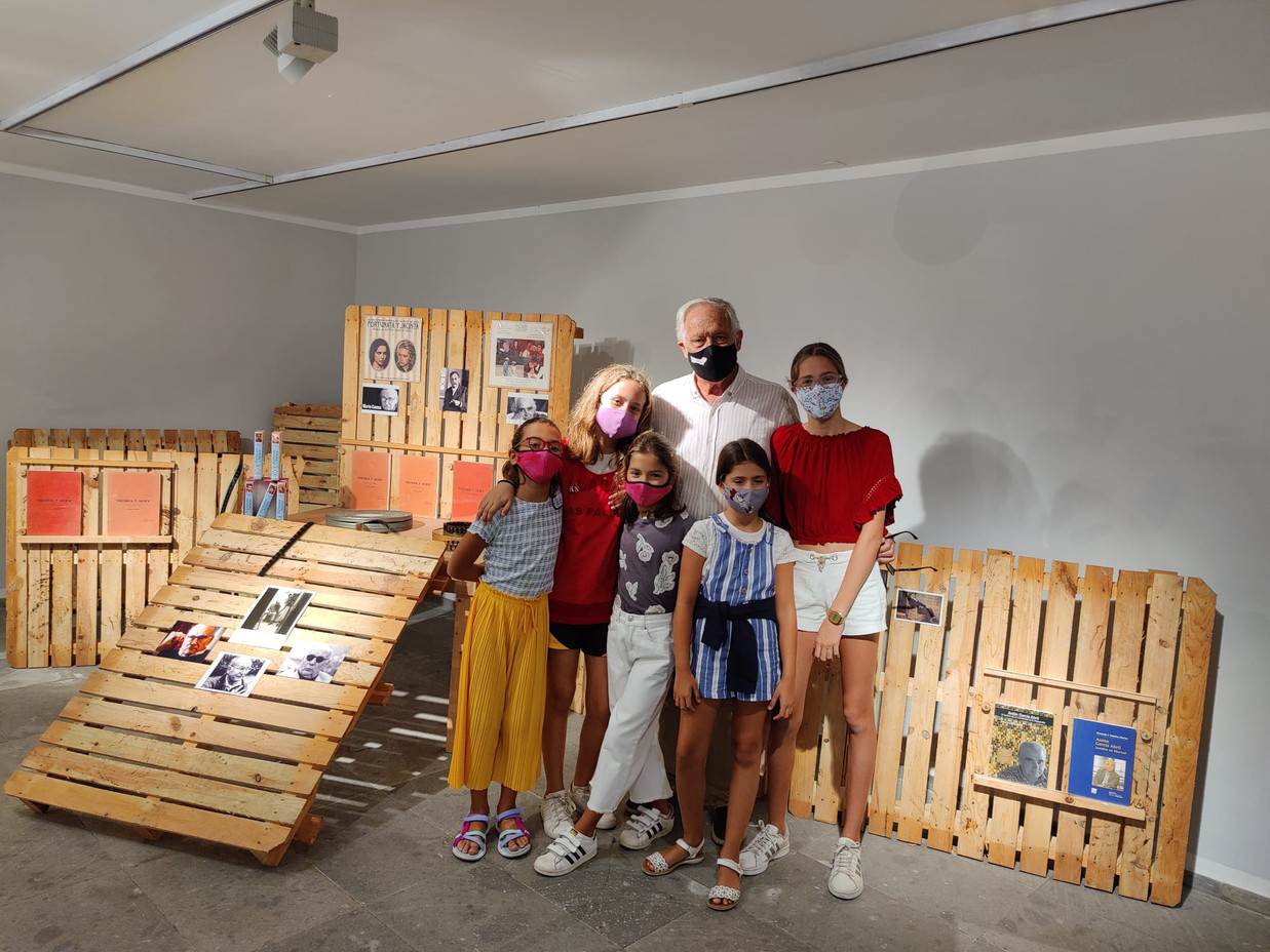 Visita de la familia Schlueter