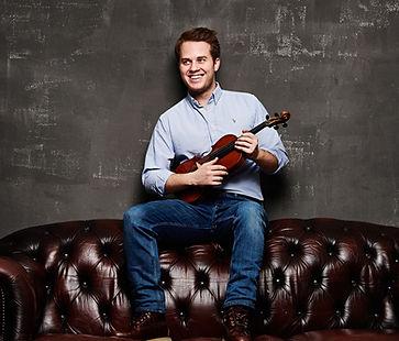 TOBIAS FELDMANN, violín YEKWON SUNWOO, piano