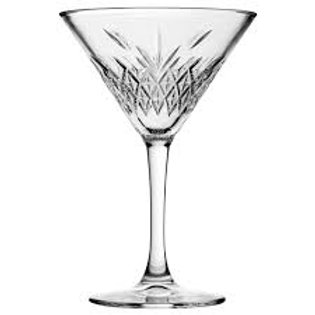 SET 6 TIMELESS MARTINI 230ml/7.7oz
