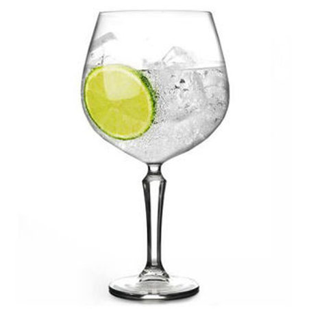 SET 12 COPAS GIN & TONIC SPEAKEASY 580ml/19oz