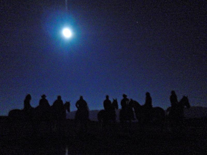 Doñana bajo las estrellas JULIO