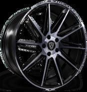 M4617 Wheel Black Polish