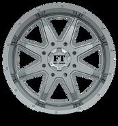 FT2 Full Throtle Wheel Chrome