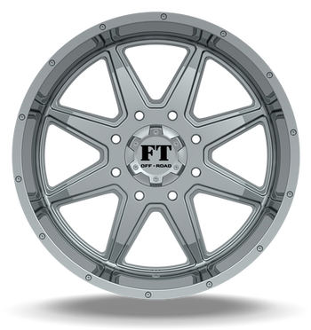 FT2 Full Throtle Wheel Chrome