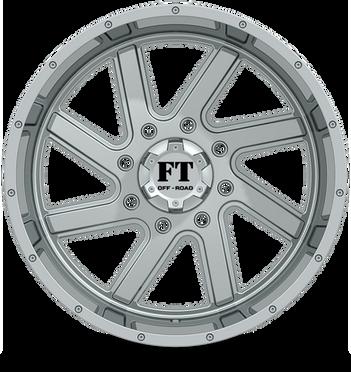FT1 Full Throtle Wheel Chrome