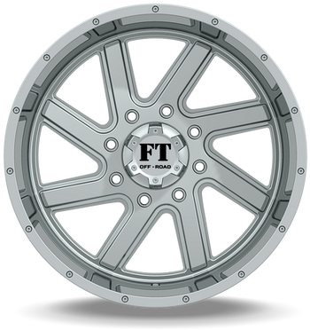 FT1 Full Throtle Wheel Chrome