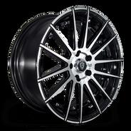 M8150 Wheel Black Polish