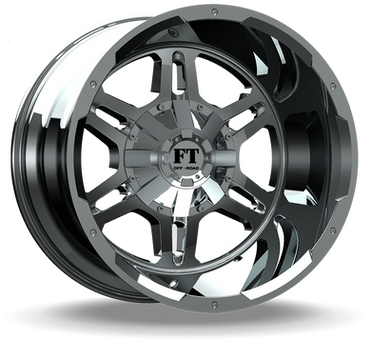 FT3 Full Throtle Chrome