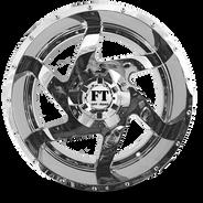 FT6052 Full Throtle Wheel Chrome