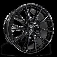 M4409 Wheel Black / Hiperblack