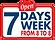 Tire Club open seven days a week logo