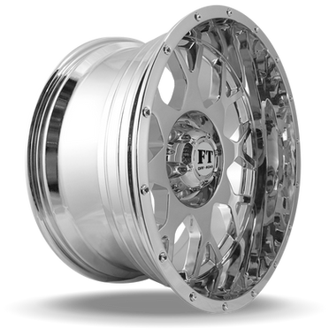 FT0151 Full Throtle Wheel Chrome