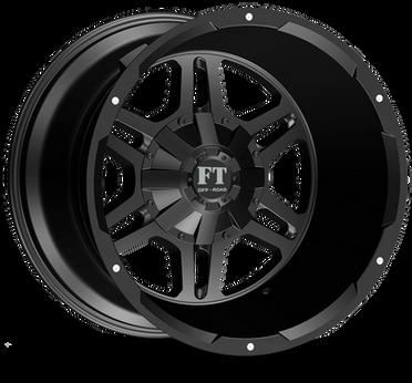 FT3 Full Throtle Wheel Black