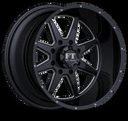 FT2 Full Throtle Wheel Black Milled