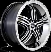 W288 White Diamond Wheel (Black Machine)