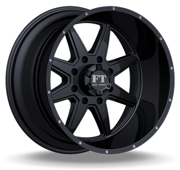 FT2 Full Throtle Wheel Black