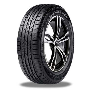 Goodyear Tire white GLine Wheel